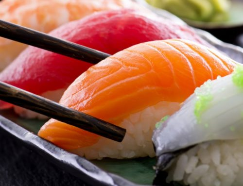 Enjoy sushi in Tokyo!! -The type and price of sushi is up to you!-